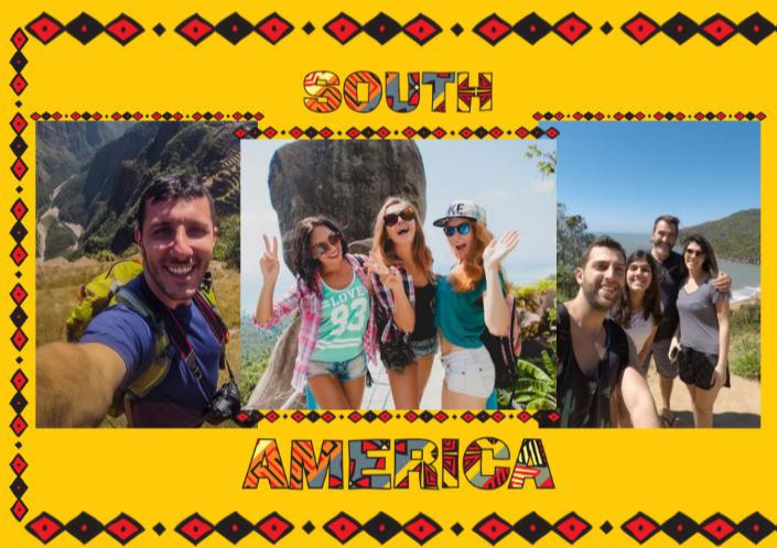 אלבום סטנדרטי רוחבי-דרום אמריקה